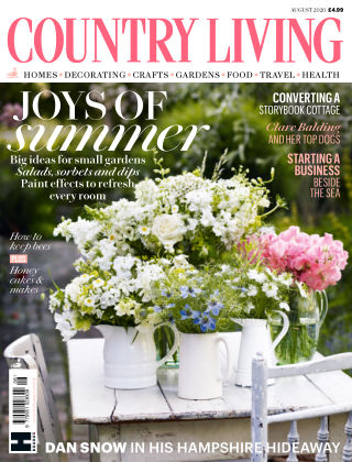 Country Living - UK August_2020