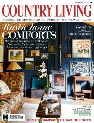 Country Living - UK November 2020