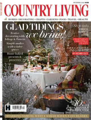 Country Living - UK December_2020