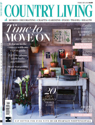 Country Living - UK February_2021