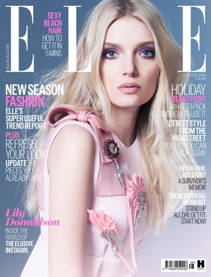 ELLE - UK July 02, 2015 00:00