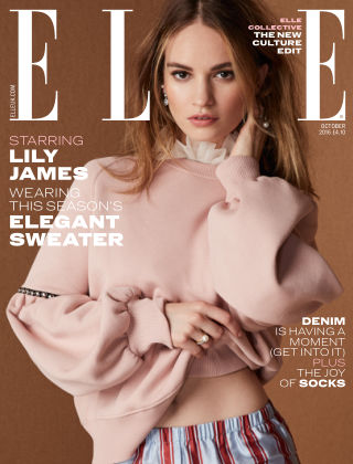 ELLE - UK October 2016