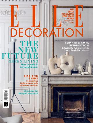 ELLE Decoration - UK March 2016