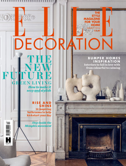 ELLE Decoration - UK January 29, 2016 00:00