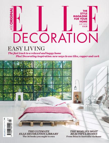 ELLE Decoration - UK June 04, 2014 00:00