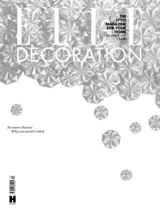 ELLE Decoration - UK December 2015