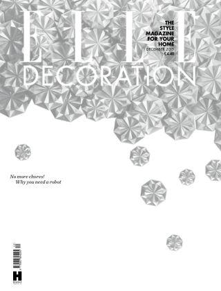 ELLE Decoration - UK December 2015