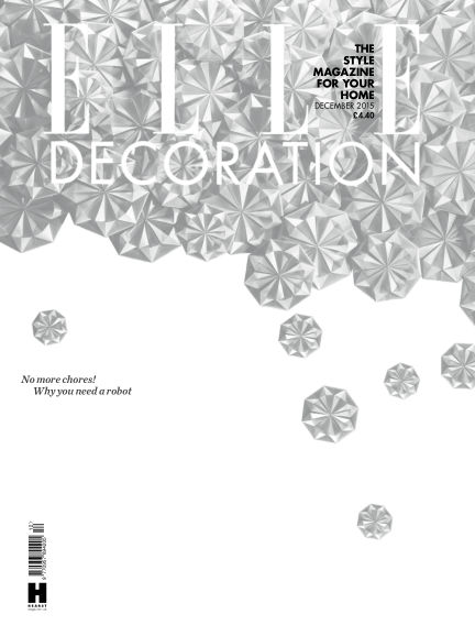 ELLE Decoration - UK November 05, 2014 00:00