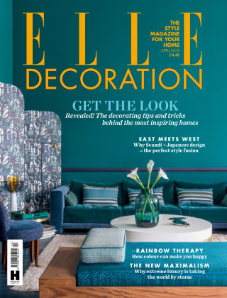ELLE Decoration - UK April 2016