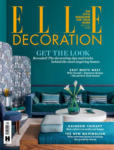 ELLE Decoration - UK March 04, 2016 00:00