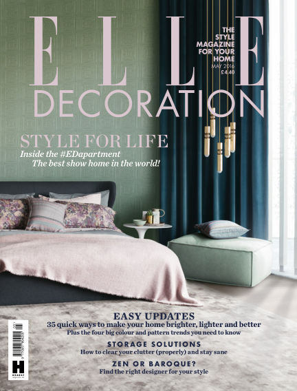 ELLE Decoration - UK April 07, 2016 00:00