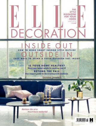 ELLE Decoration - UK June 2016