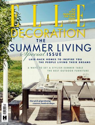 ELLE Decoration - UK July 2016