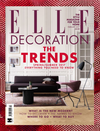 ELLE Decoration - UK February 2017