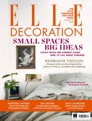ELLE Decoration - UK March 2017