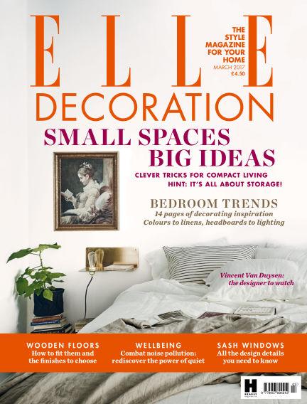 ELLE Decoration - UK February 02, 2017 00:00
