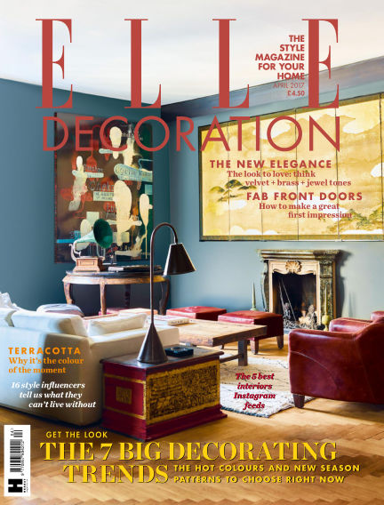 ELLE Decoration - UK March 02, 2017 00:00