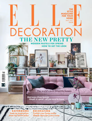 ELLE Decoration - UK May 2017