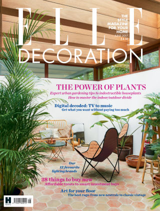 ELLE Decoration - UK Jun 2017