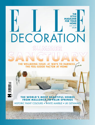 ELLE Decoration - UK Jul 2017