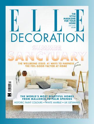 ELLE Decoration - UK Jul 2017