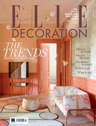 ELLE Decoration - UK Feb 2018