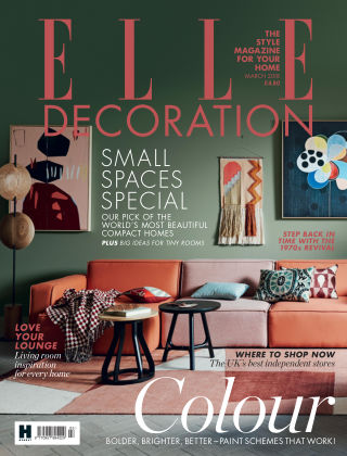 ELLE Decoration - UK Mar 2018
