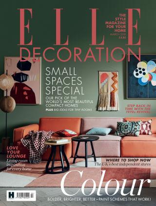 ELLE Decoration - UK Mar 2018