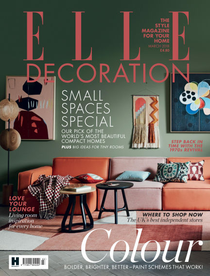 ELLE Decoration - UK February 01, 2018 00:00