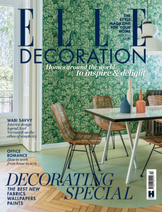 ELLE Decoration - UK Apr 2018