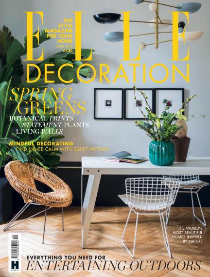 ELLE Decoration - UK May 03, 2018 00:00