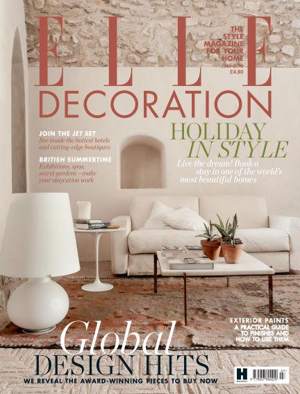 ELLE Decoration - UK May 31, 2018 00:00