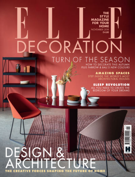 ELLE Decoration - UK October 04, 2018 00:00