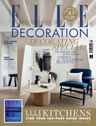 ELLE Decoration - UK Apr 2019