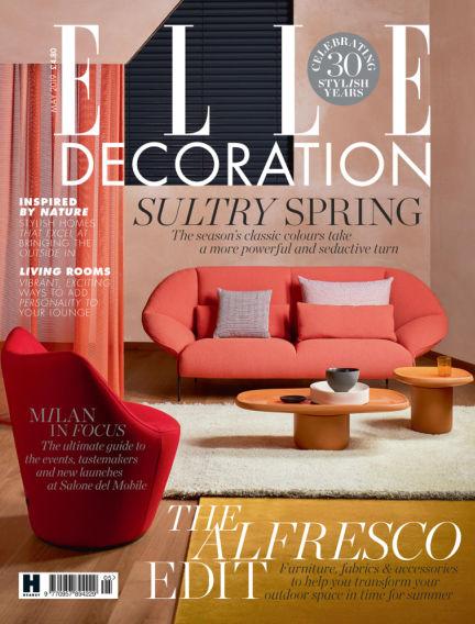 ELLE Decoration - UK March 28, 2019 00:00