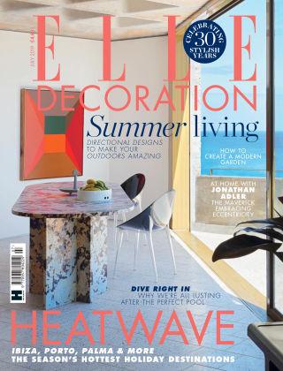 ELLE Decoration - UK Jul 2019