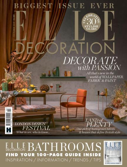 ELLE Decoration - UK August 29, 2019 00:00