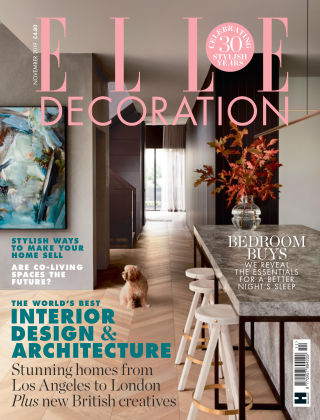 ELLE Decoration - UK Nov 2019