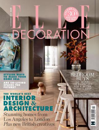 ELLE Decoration - UK Nov 2019