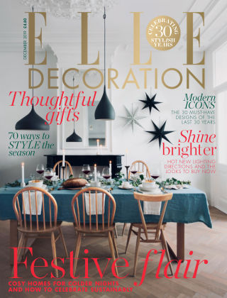 ELLE Decoration - UK Dec 2019