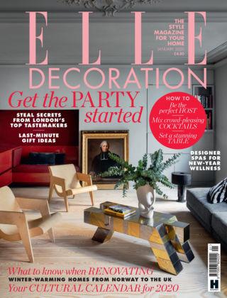 ELLE Decoration - UK Jan 2020