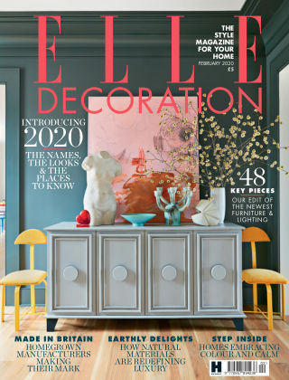 ELLE Decoration - UK Feb 2020