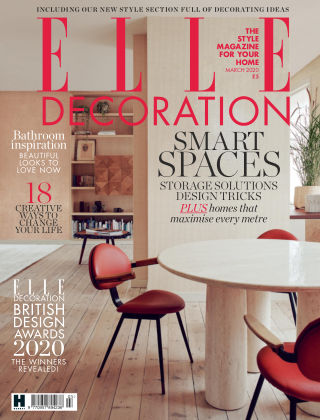 ELLE Decoration - UK Mar 2020