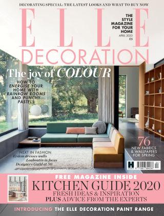 ELLE Decoration - UK Apr 2020