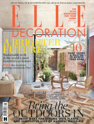 ELLE Decoration - UK Jun 2020