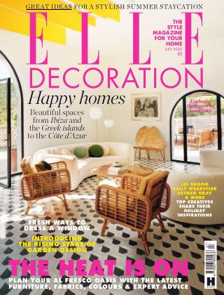 ELLE Decoration - UK July 2020