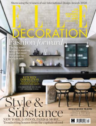 ELLE Decoration - UK September 2020