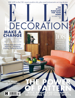 ELLE Decoration - UK October 2020
