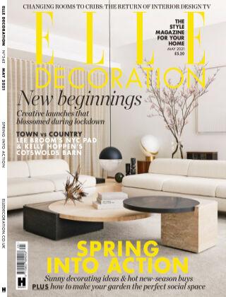 ELLE Decoration - UK May 2021