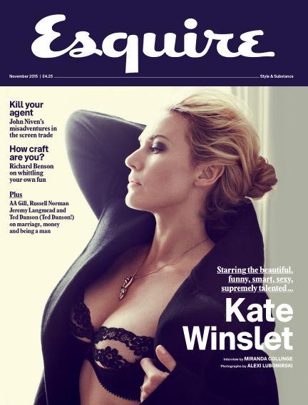 Esquire - UK October 01, 2015 00:00